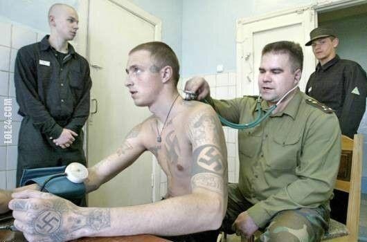 LOL : Faszysta na komisji wojskowej