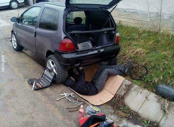 technologia : Kiedy potrzebuje kanału, aby naprawić samochód