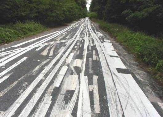 LOL : Ćwiczenia drogowców?