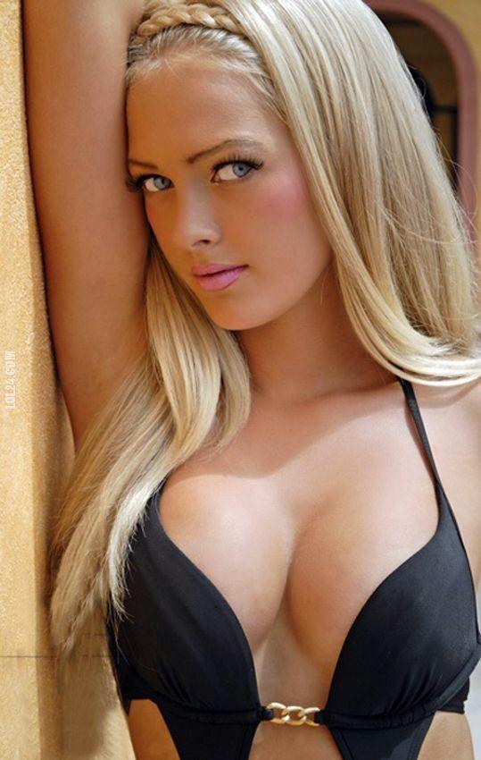 seksowna : Blondyneczka..