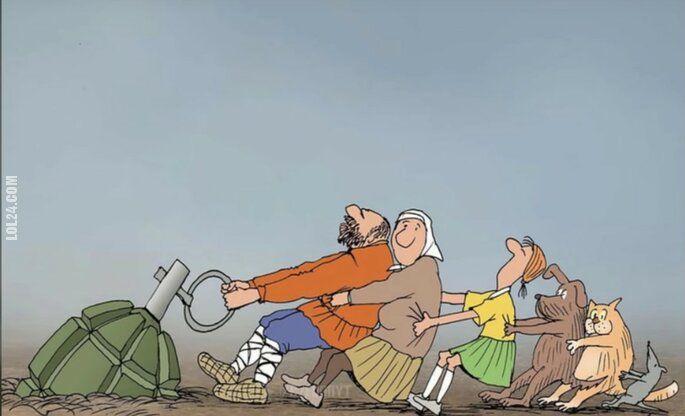 rysunkowa : Zasadził dziadek rzepkę w ogrodzie...