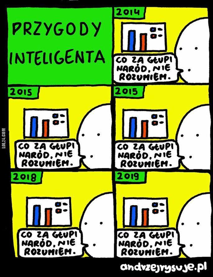 satyra : Przygody inteligenta