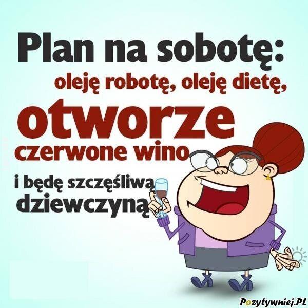 mem : Plan na sobotę