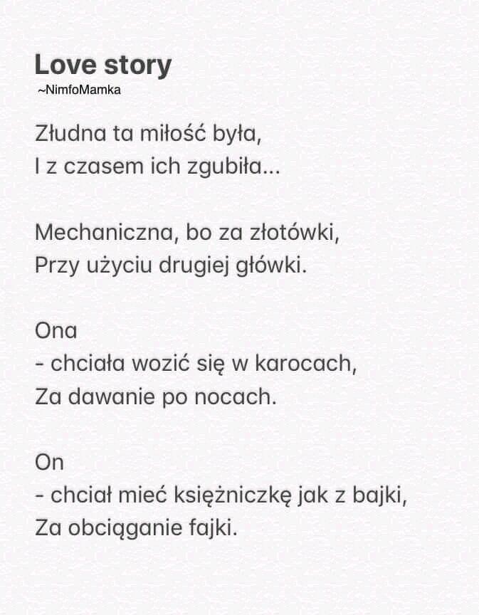 mem : Love story