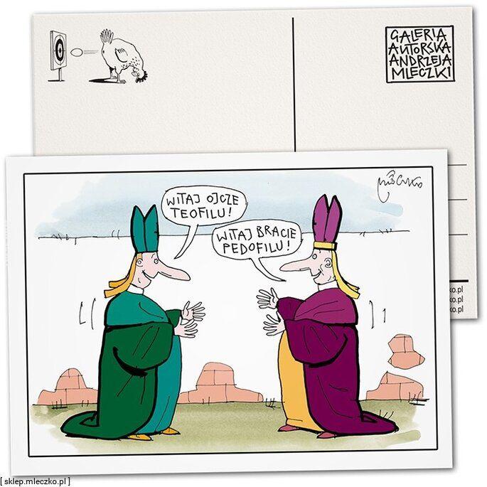 rysunkowa : Witaj, bracie!