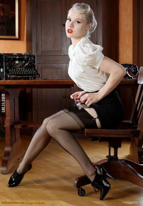 erotyka : Seksowna sekretarka 2