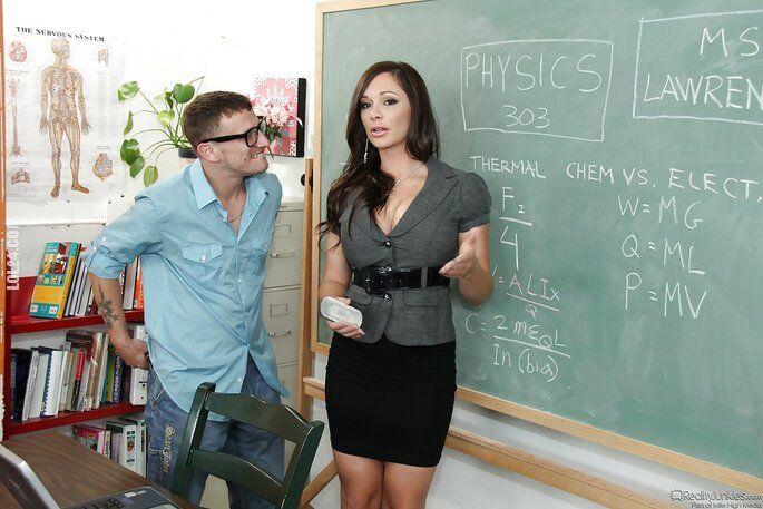 seksowna : Nauczycielka - to zawód z pasją 1