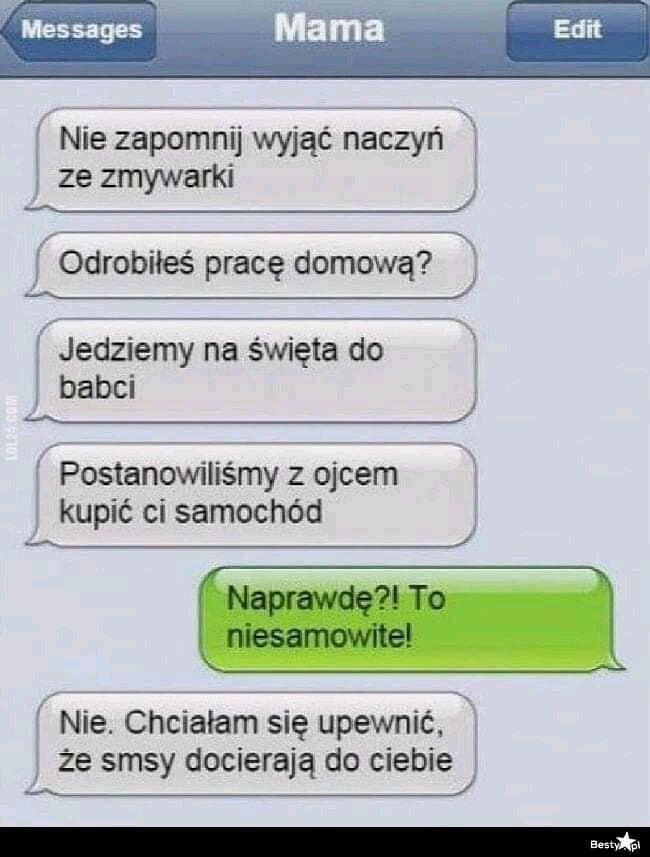 mem : SMS