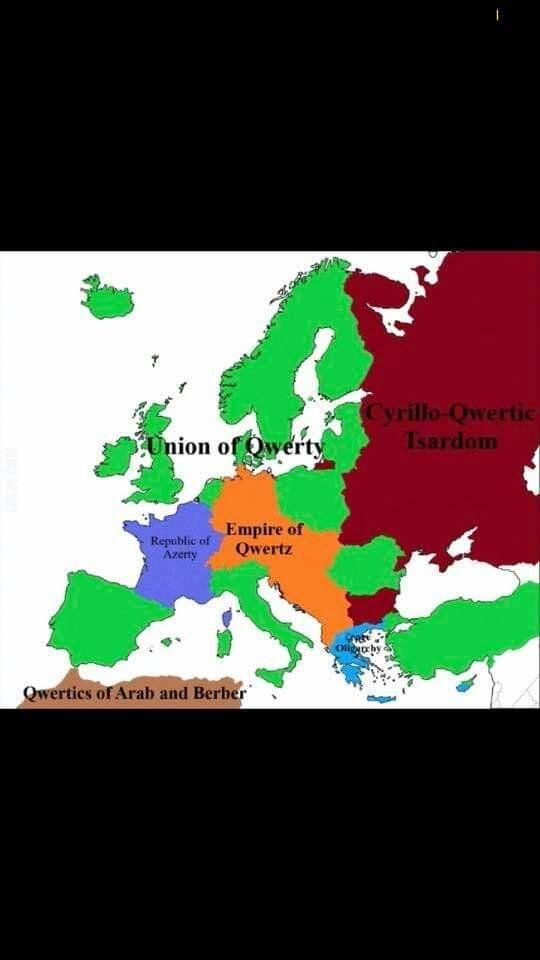 polityczna : Europa