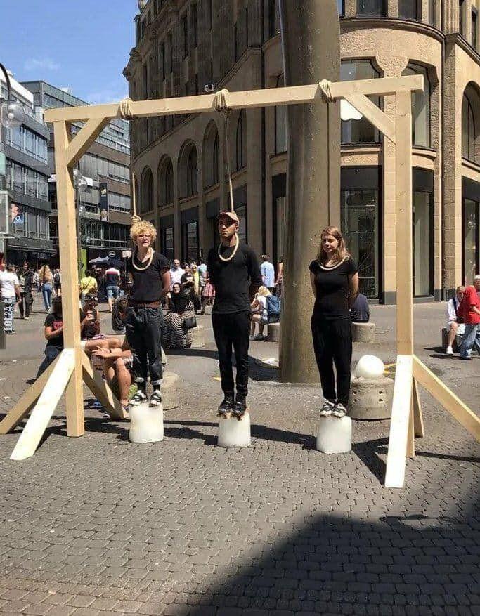 ekstremalna : Protest klimatyczny w Kolonii