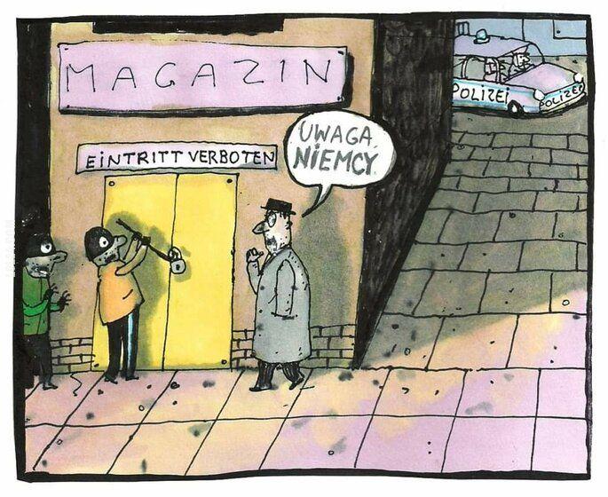 rysunkowa : Stereotyp