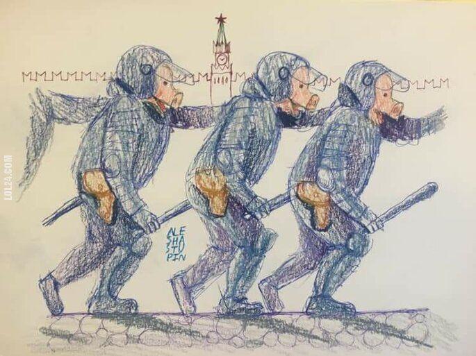menel, żul : Tymczasem w Moskowii
