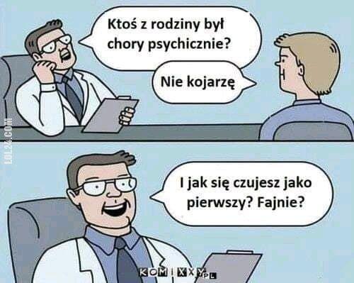 mężczyzna : Rozmowa z lekarzem