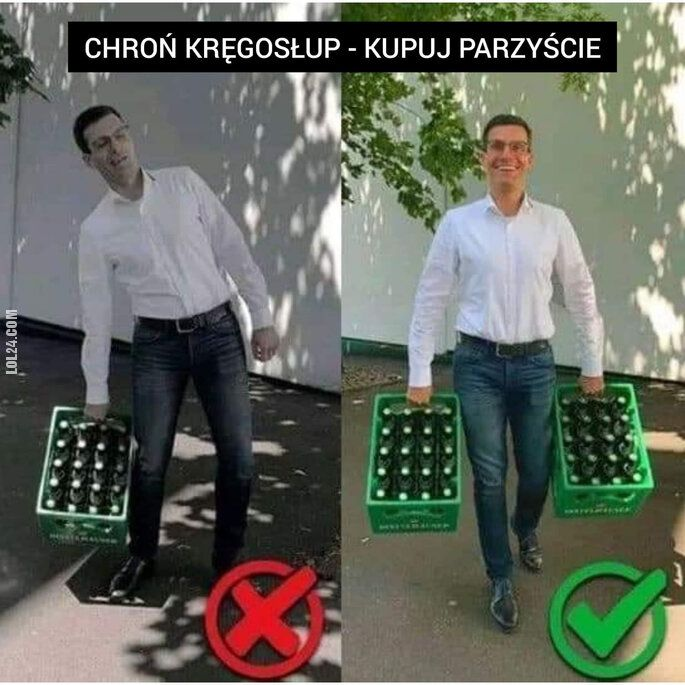mem : Chroń kręgosłup