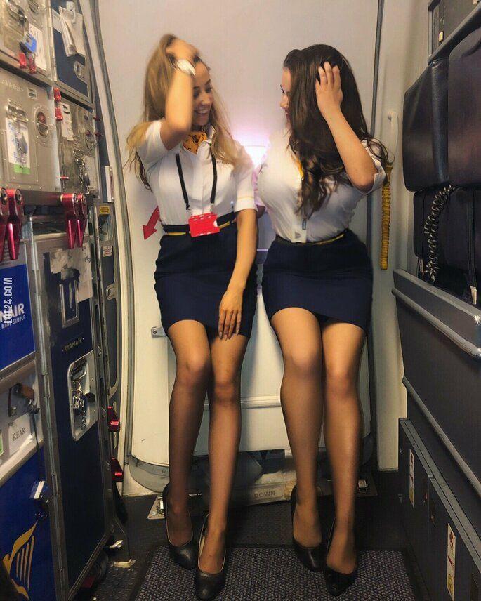 kobieta : Stewardessy <3