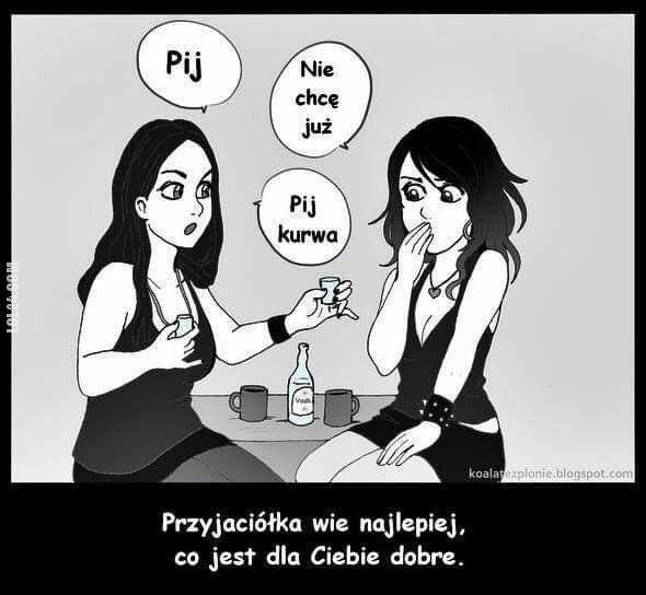 kobieta : Przyjaciółka
