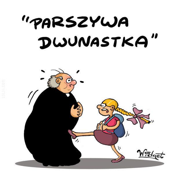 """satyra : """"Parszywa dwunastka"""""""