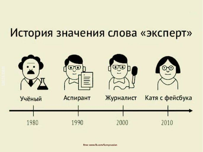 polityka : Ewolucja słowa ekspert