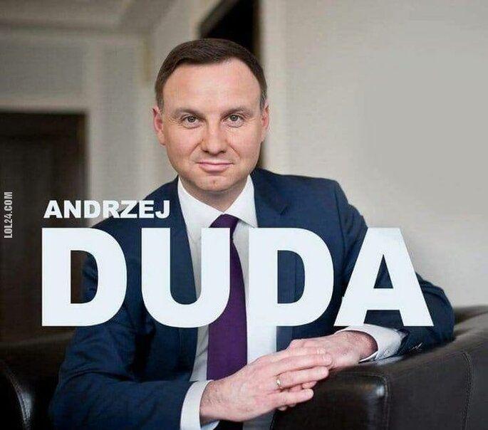 złudzenie : Andrzej Duda