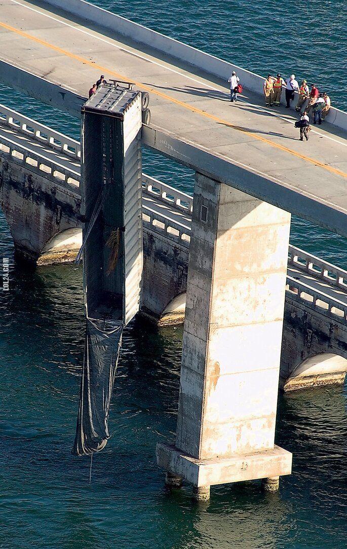 wpadka : Skok z mostu