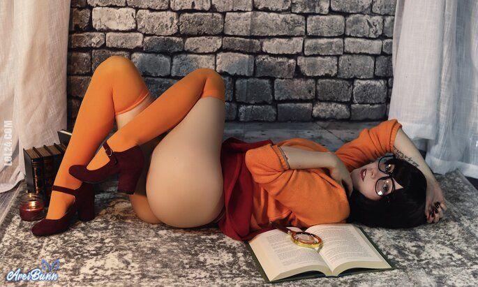 erotyka : Velma wersja sexy