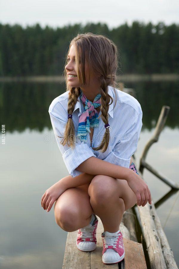 kobieta : Dziewczyna z wakacji