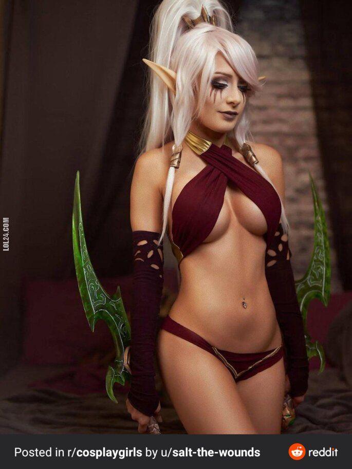 erotyka : Elficka piękność