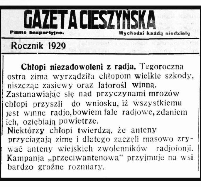 inne : Teoria spiskowa Anno Domini 1929.