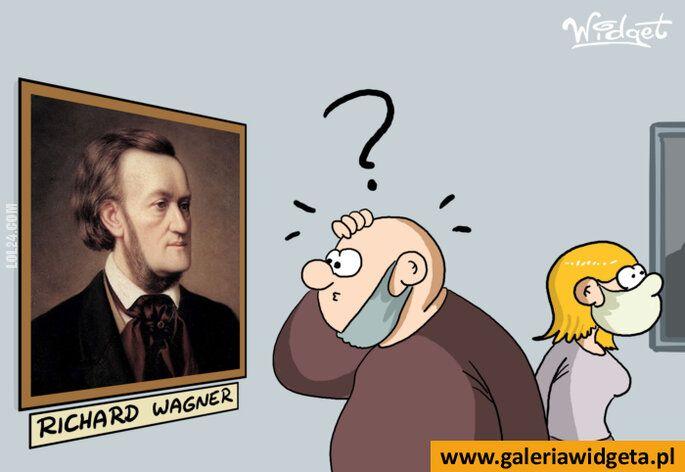 rysunek : Wagner