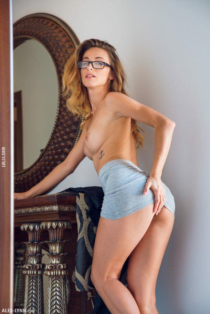 erotyka : Napalona okularnica