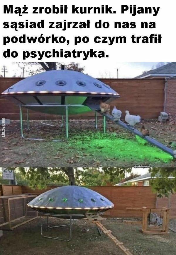 LOL : Sąsiad tego nie udźwignął