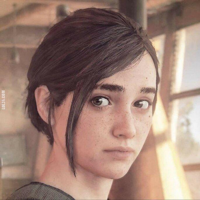 inne : Ellie the last of us