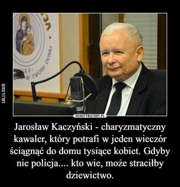 polityka : Charyzmatyczny lider