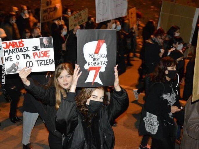 polityka : Strajk kobiet - hasła