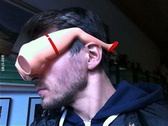 technologia : Fajowe oprawki do okularów
