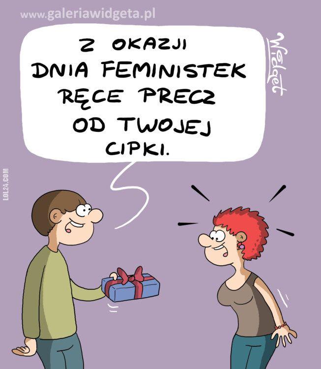 polityka : Dzień feministek