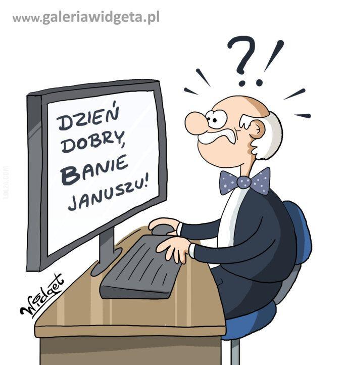 polityka : Ban Janusz