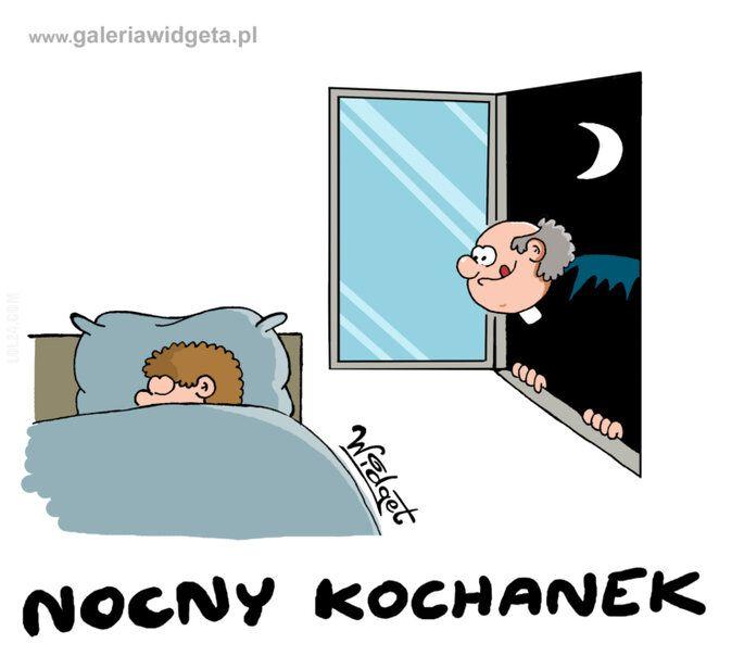 rysunek : Nocny Kochanek