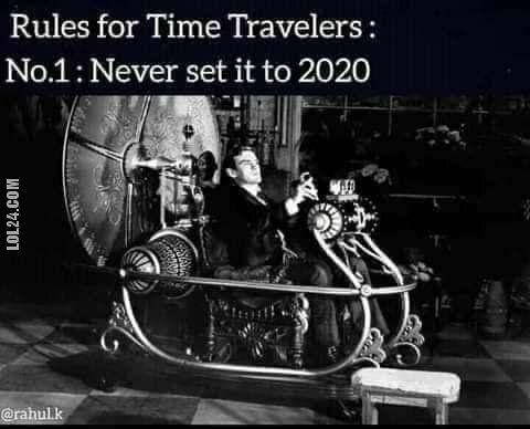 technologia : Wehikuł czasu