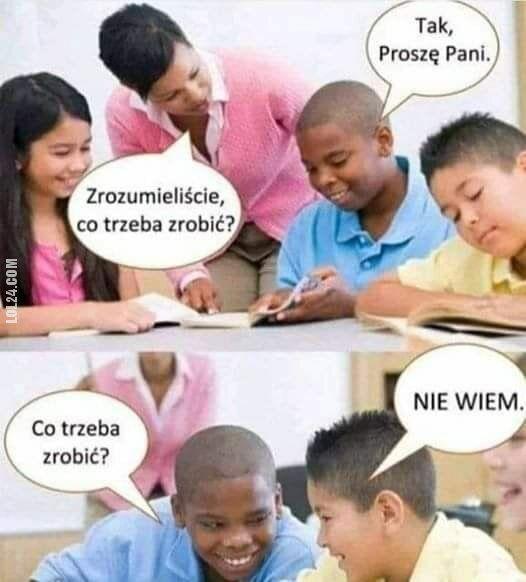 mem : w klasie