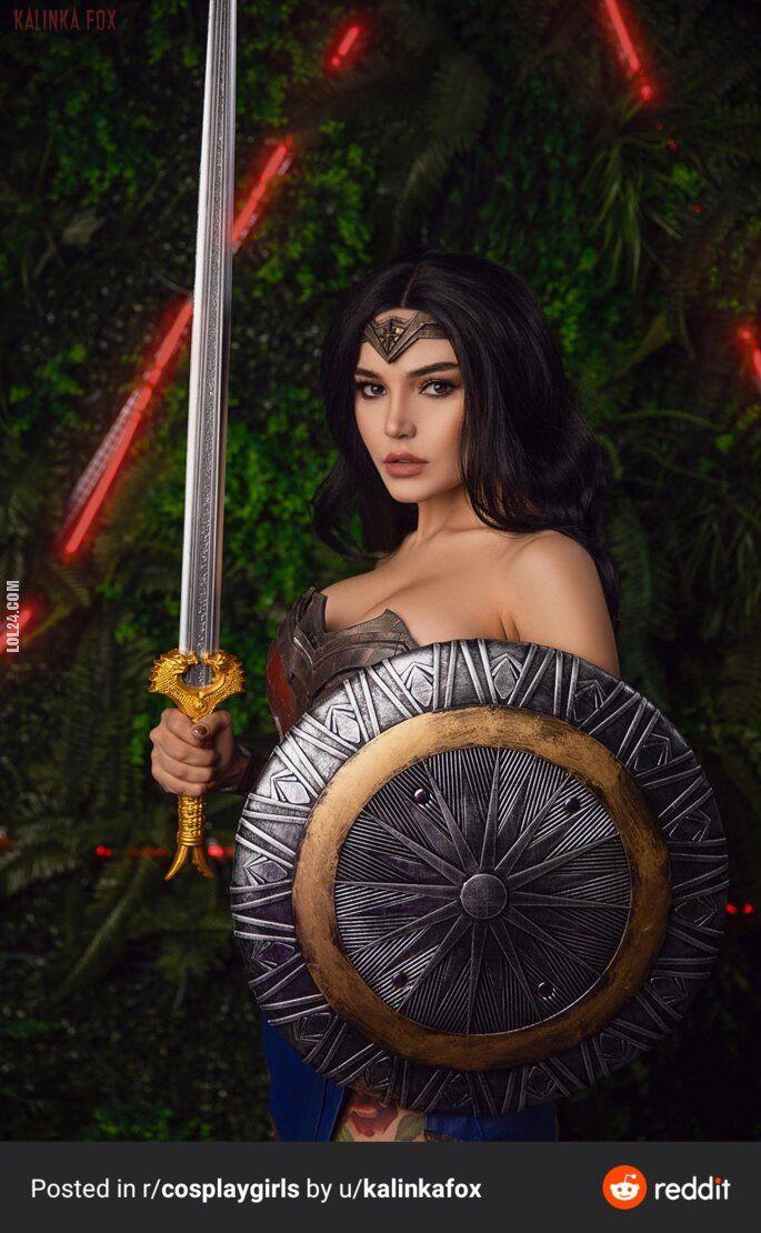 kobieta : Wonder Women.