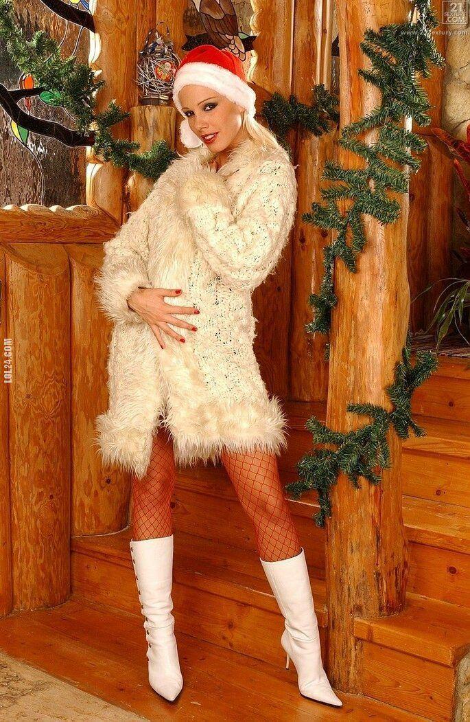 kobieta : Na św. Mikołaja 1