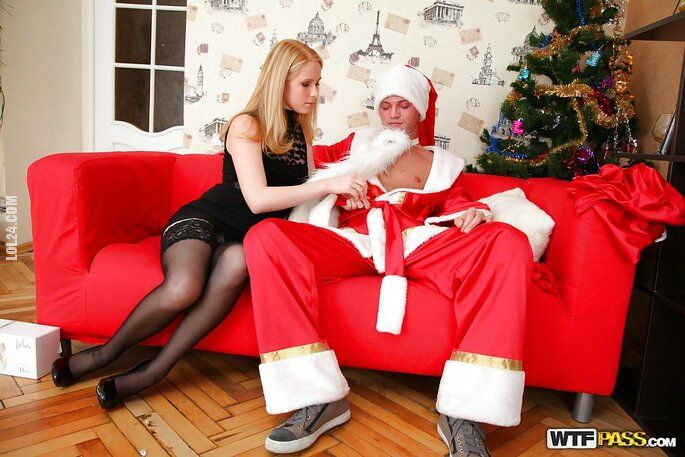 urocza, słodka : Na św. Mikołaja 5