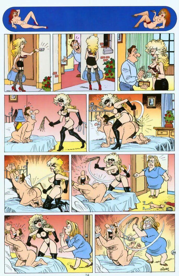 komiks : Ostra Jazda