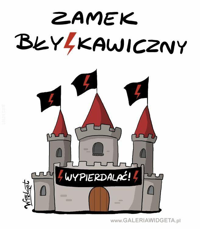 satyra : Zamek błyskawiczny
