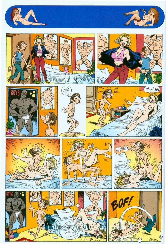 komiks : Pozory mylą