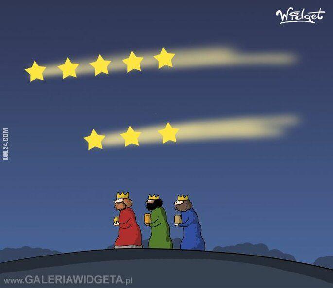 polityka : Trzej królowie