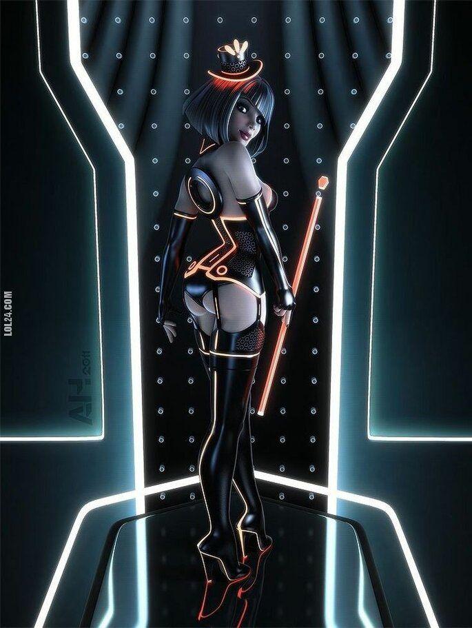 erotyka : Cyberlaska #1