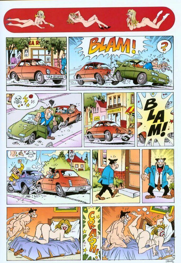 komiks : Człowiek Demolka