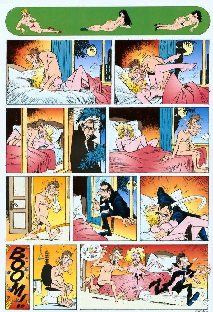 komiks : Draculla